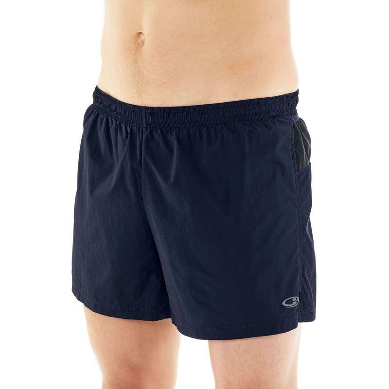 Icebreaker Impulse Running Shorts - Short trail homme