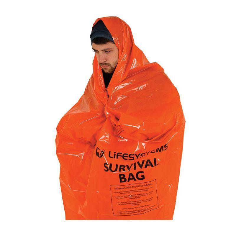 Lifesystems Survival Bag - Couverture de survie