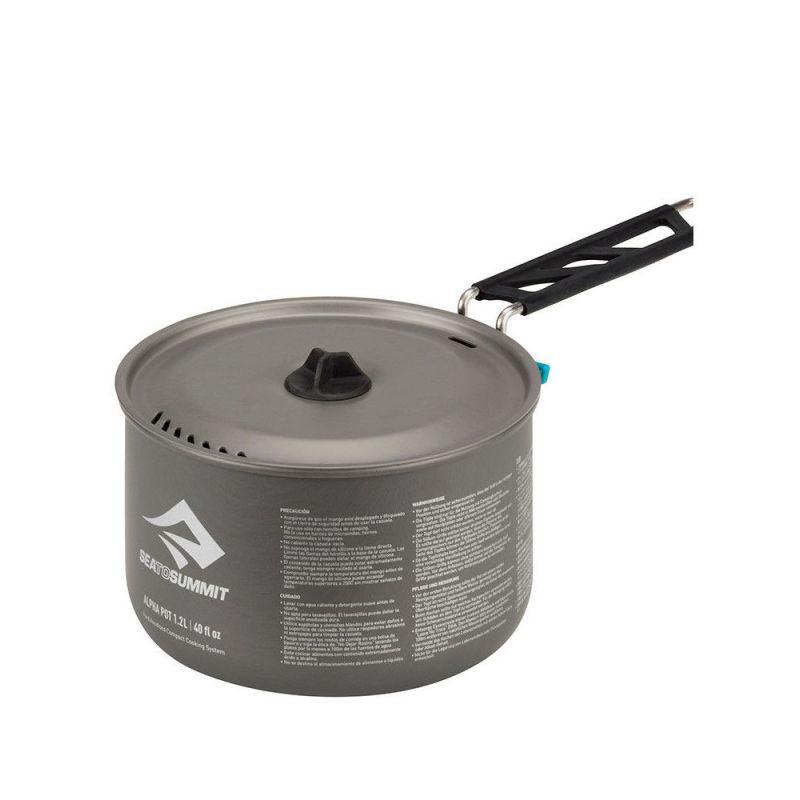 Sea To Summit Alpha Pot Metal - Casserole
