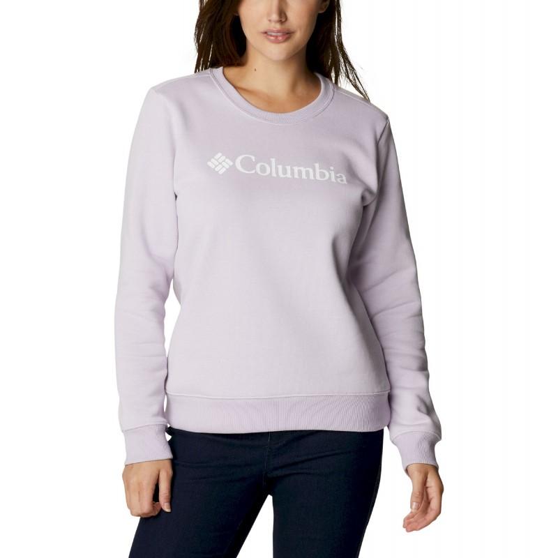 Columbia Columbia Logo Crew - Sweatshirt femme
