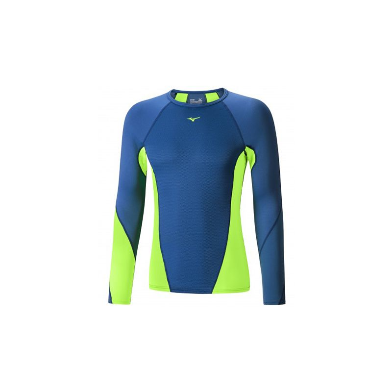 Breath Thermo Virtual Body col rond - Maillot homme 0ecefe71330b