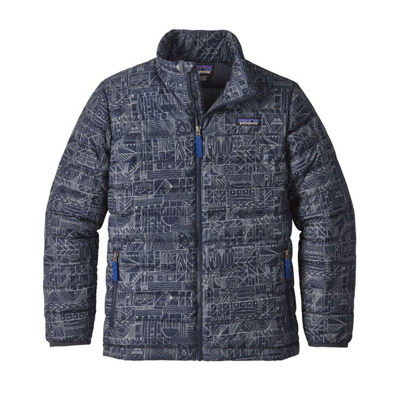 Patagonia Boys Down Sweater Jacket Pas Cher Doudoune Garçon