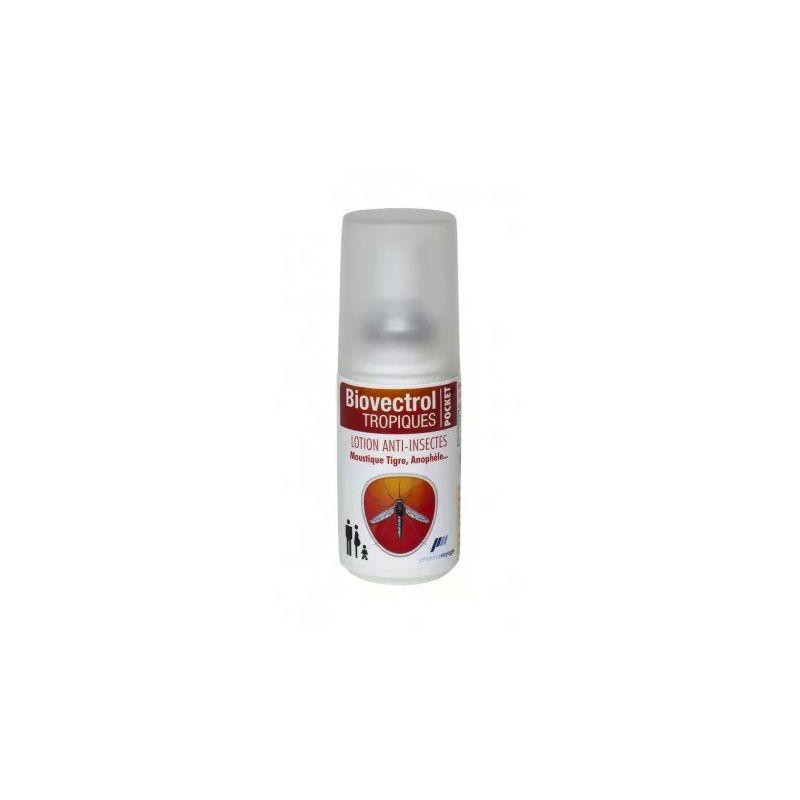 Pharmavoyage Biovectrol Pocket Tropiques - Anti-insectes