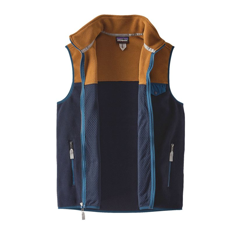 800ae147f78 Patagonia Lightweight Synchilla® Snap-T® Fleece Vest - Polaire sans manches  homme
