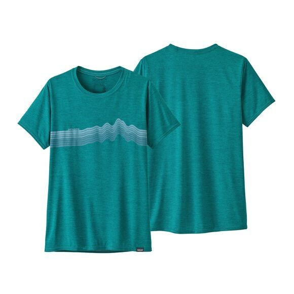 Patagonia Cap Cool Daily Graphic Shirt - T-shirt femme