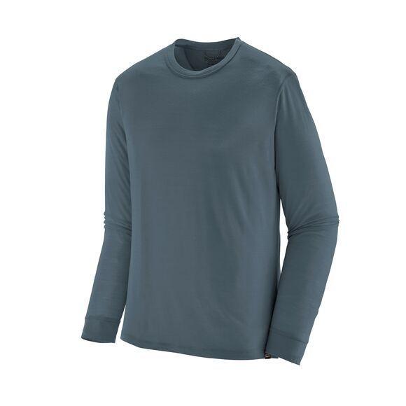 Patagonia L/S Cap Cool Merino Shirt - T-shirt homme