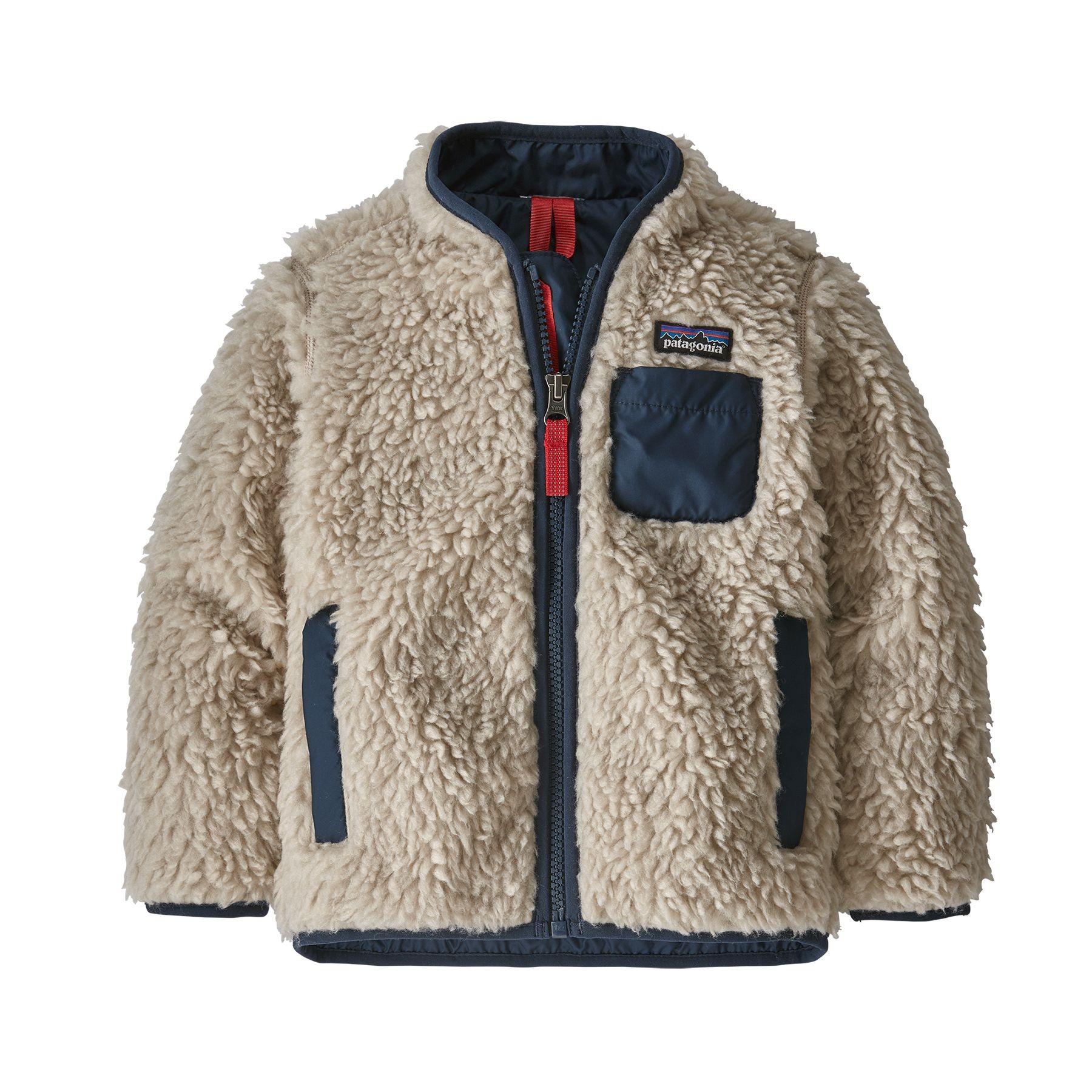 Patagonia Baby Retro-X Jacket - Polaire enfant