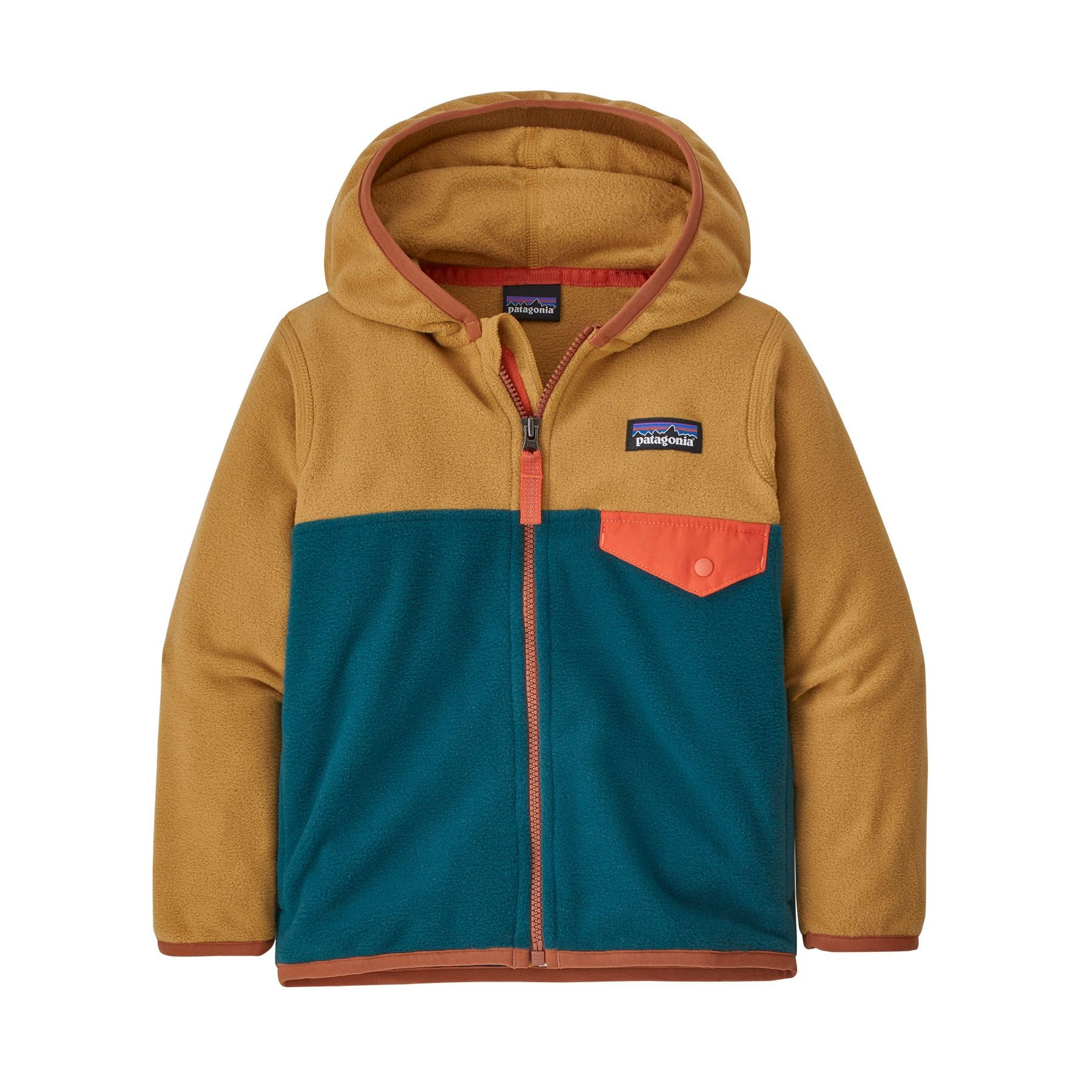 Patagonia Baby Micro D Snap-T Jkt - Polaire enfant