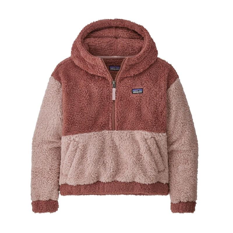 Patagonia Girls' Los Gatos Hoody Sweatshirt - Polaire enfant