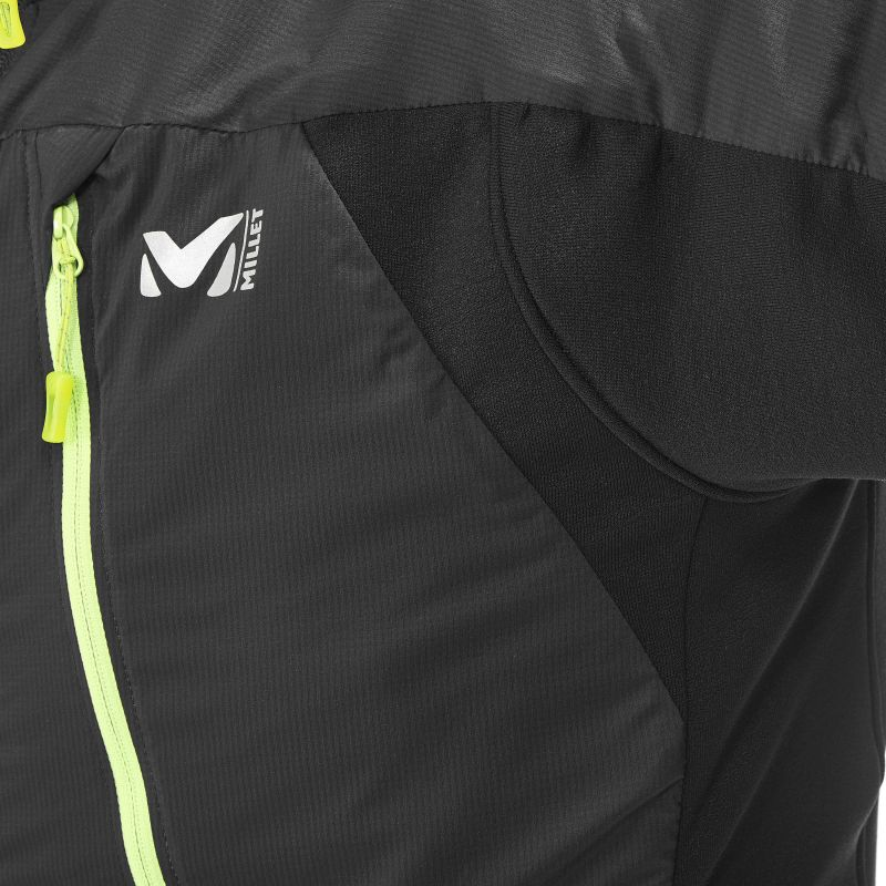 Compo Touring Alpha Hoodie Softshell Homme Millet wEUqYgEv