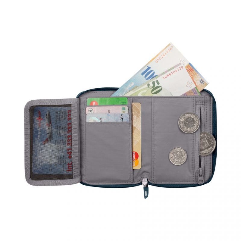 Mammut Zip Wallet Mélange - Portefeuille