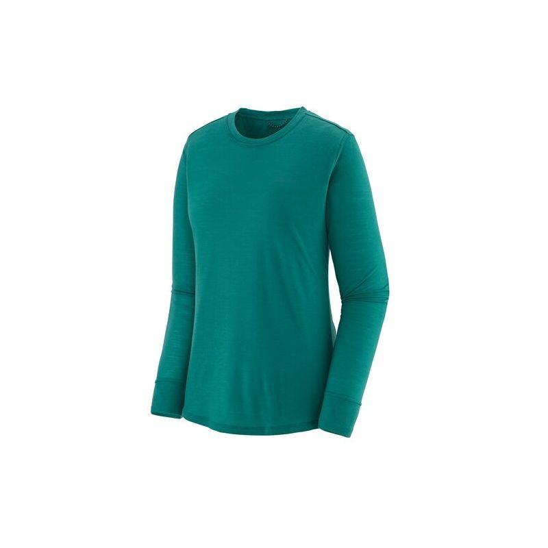 Patagonia L/S Cap Cool Merino Shirt - T-shirt femme