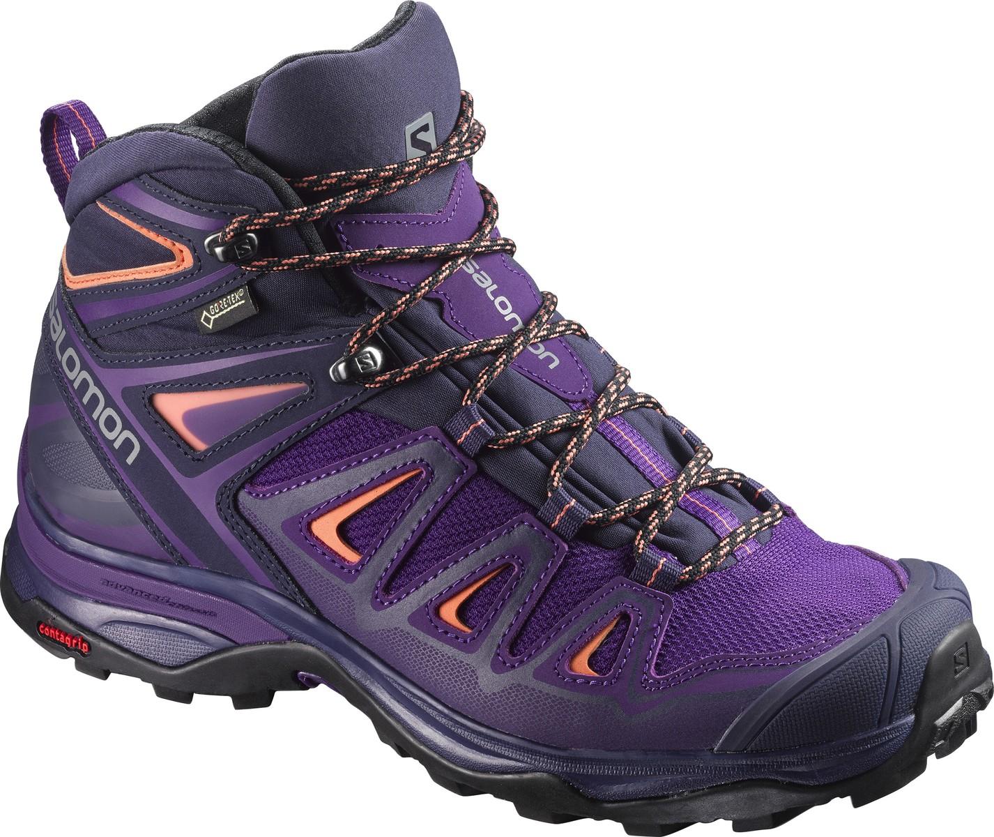 Salomon X Ultra 3 Mid GTX® W - Chaussures randonnée femme