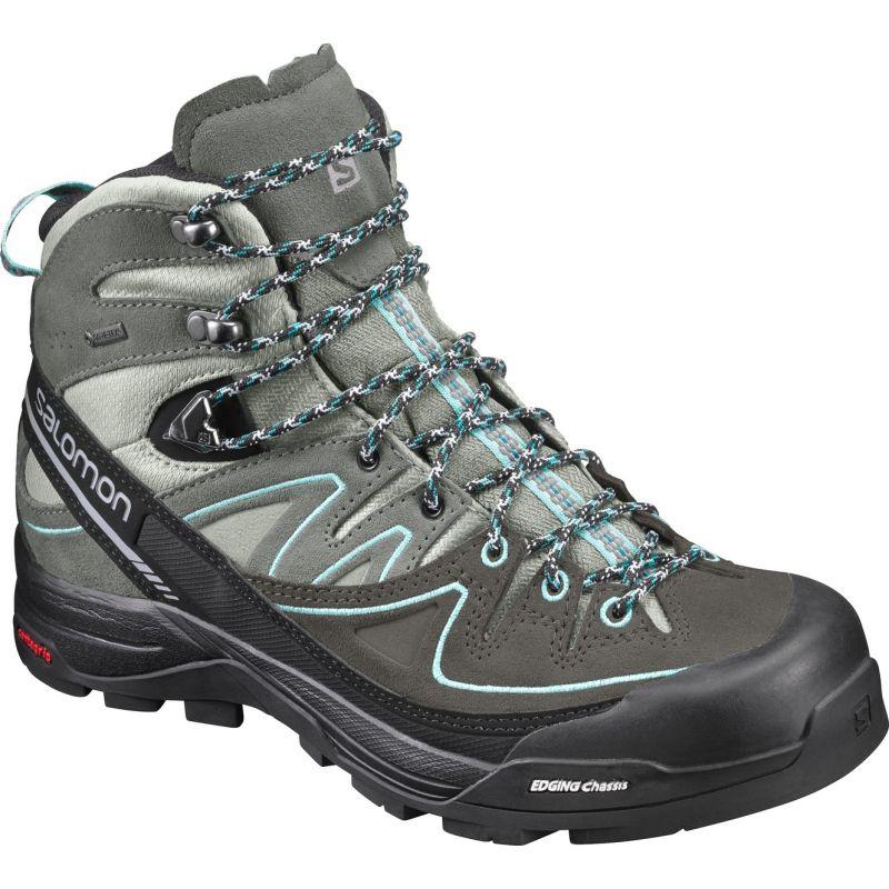 Salomon Alp Femme Gtx® Mid Ltr Trekking X Chaussures W D2EIH9W