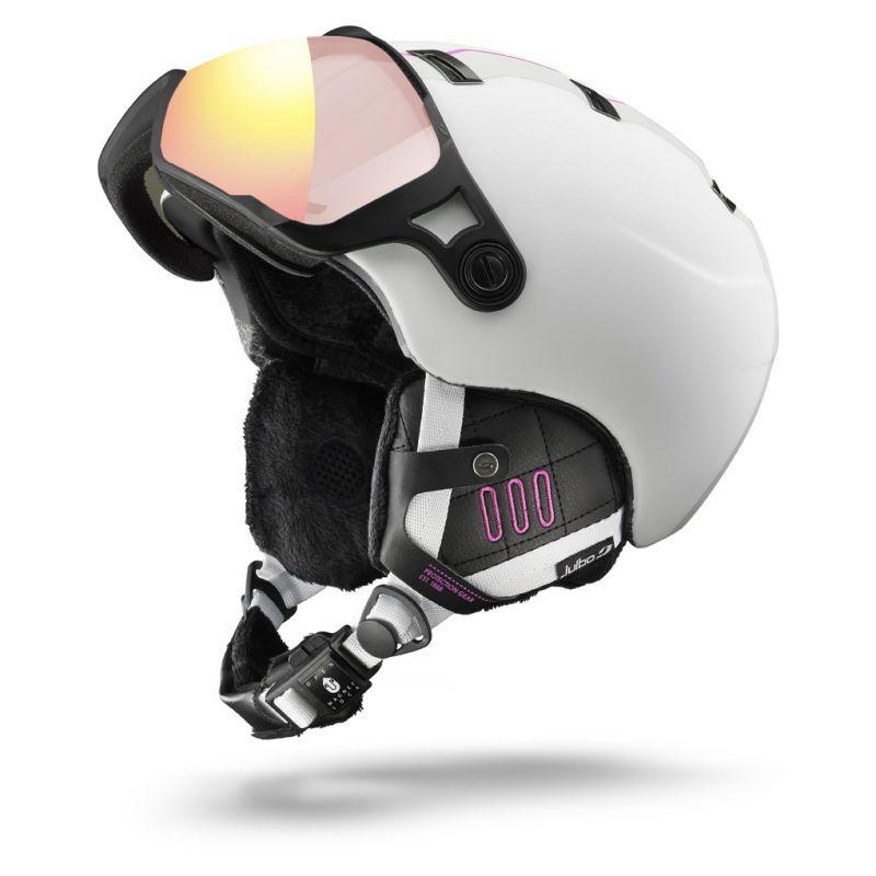 julbo mission helmet casque ski. Black Bedroom Furniture Sets. Home Design Ideas