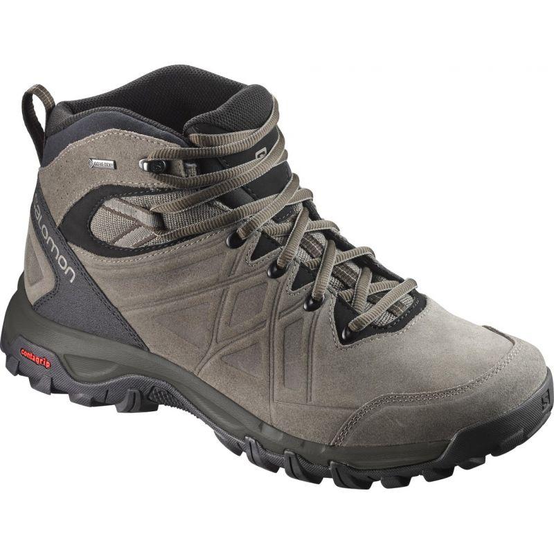 Techamphibian 3 - Chaussures homme Black / Autobahn / Flea 44.2/3 FMGhb69