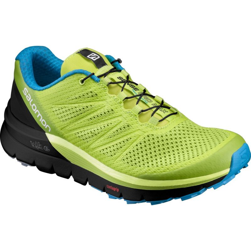 XA Elevate - Chaussures trail homme Rd Dahlia / Black 47.1/3 fCICBNt
