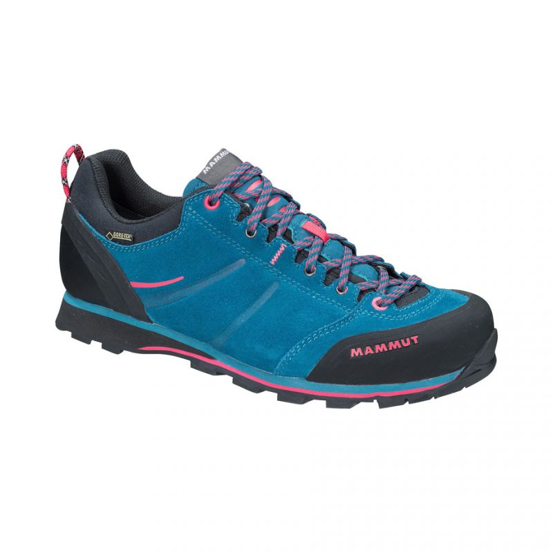 Wall Guide Low GTX® Women - Chaussures randonnée femme Dark Pacific / Light Carmine 38.2/3 Minnetonka Women's Pacific Perforated Slip on Converse Men's Ka 3 Ox Vision Blue (6) BObAwfg
