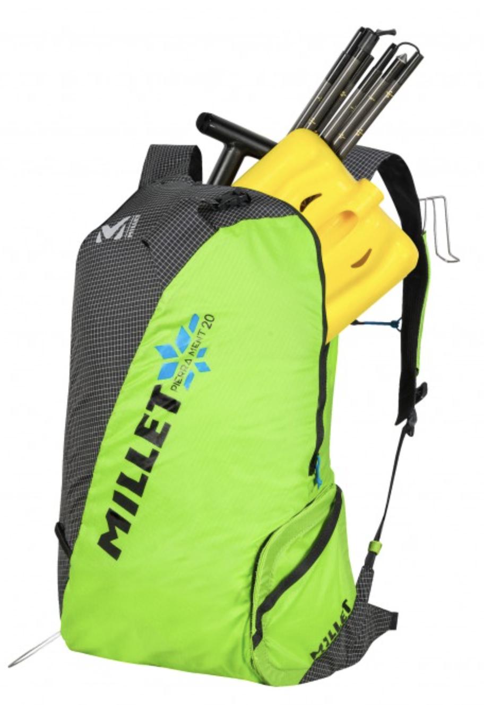 Millet Pierra Ment 20 - Sac à dos ski de randonnée