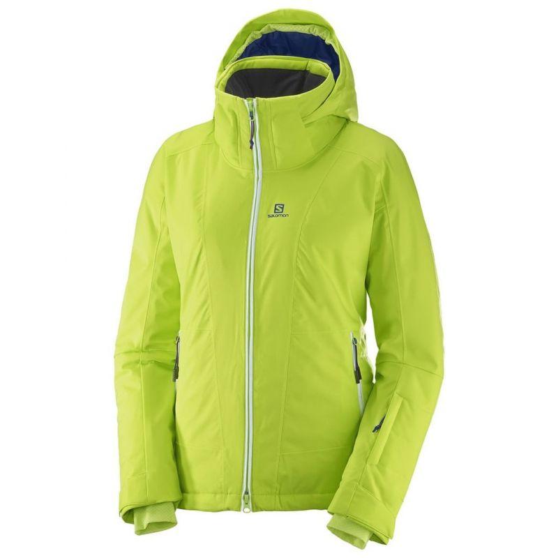 Manteau de ski femme salomon