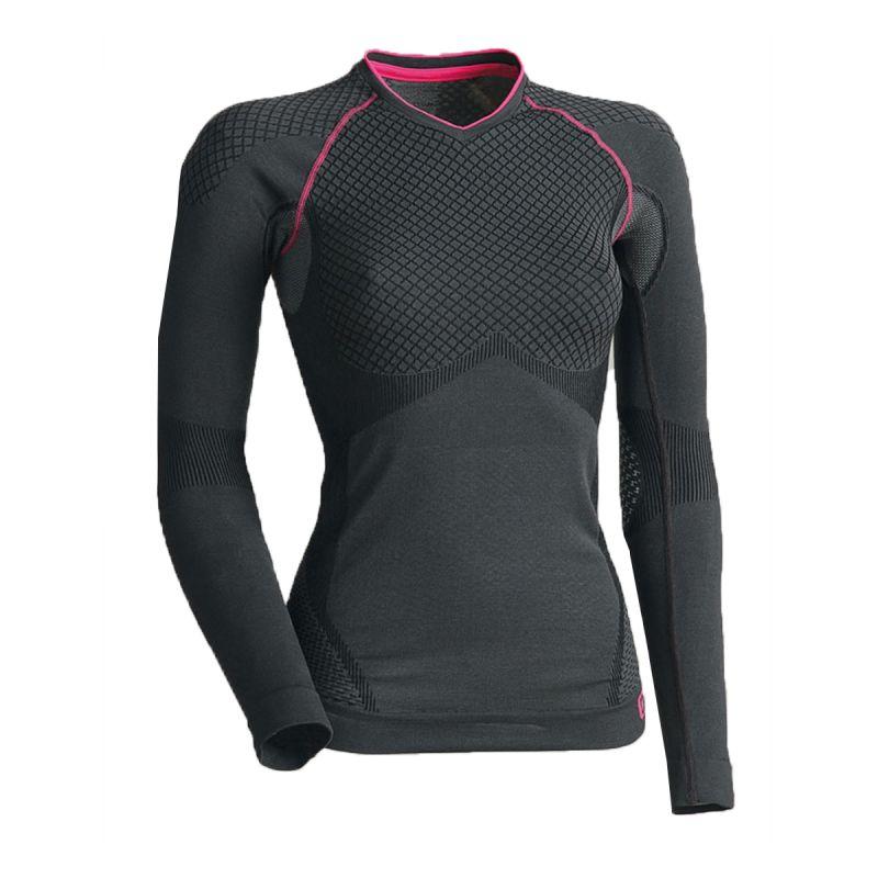 Damart Sport Activ Body 3 T Shirt col V femme