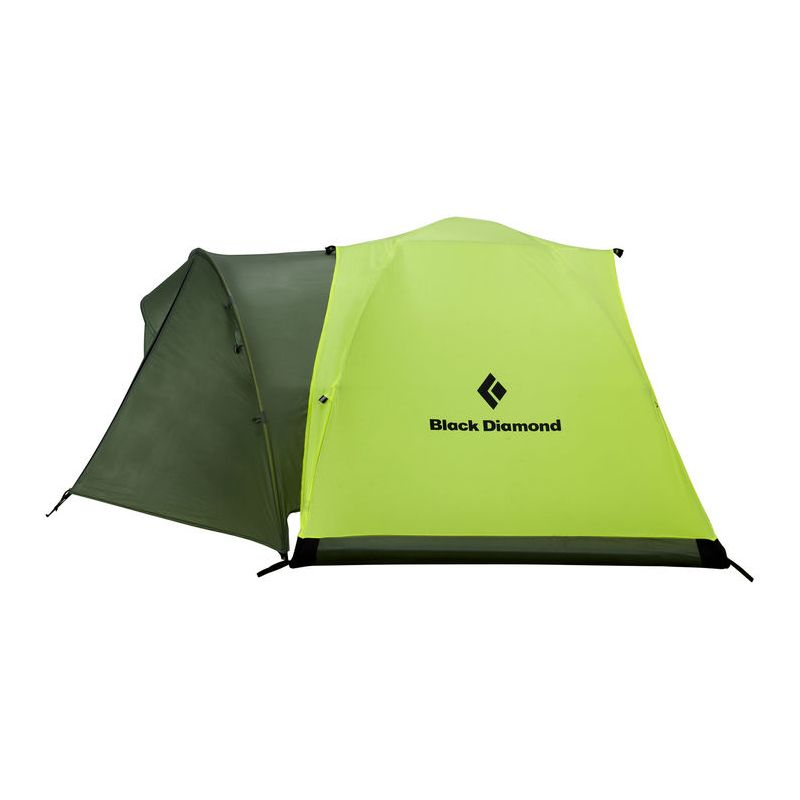 Black Diamond HiLight tent, vestibule, & footprint