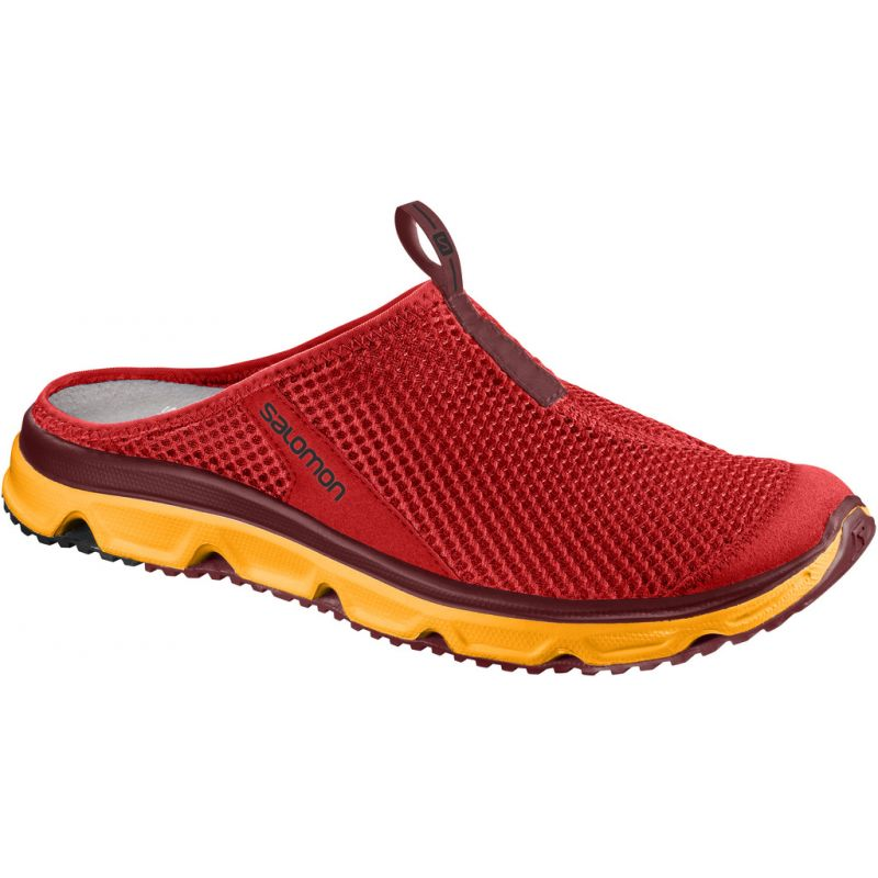 salomon rx slide 4.0 chaussures de trail homme negro