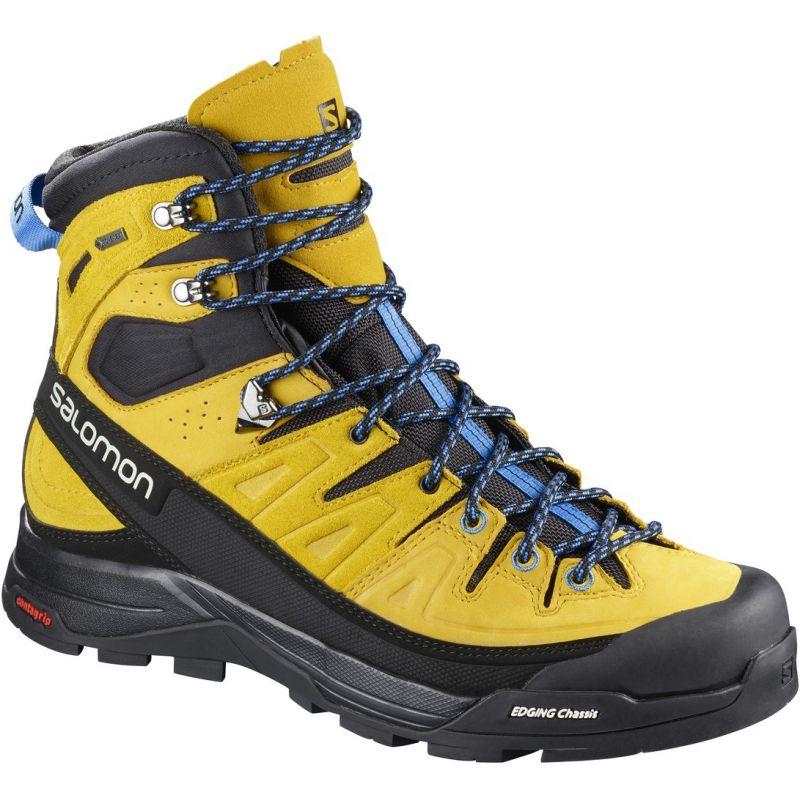 Chaussures d'alpinisme Homme – Salomon X ALP MID LTR GTX® Orange