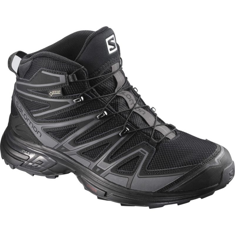 Chaussures Mid Gtx® Trekking X Chase Salomon W Femme RAjL35q4