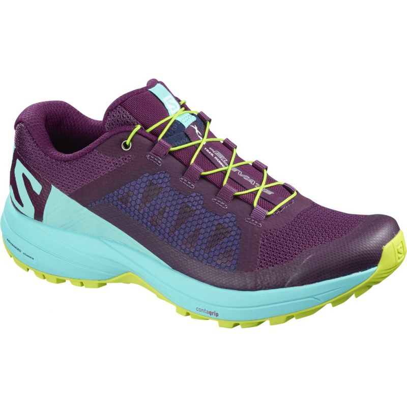 Chaussures Elevate W Xa Salomon Trail Femme wptS5A