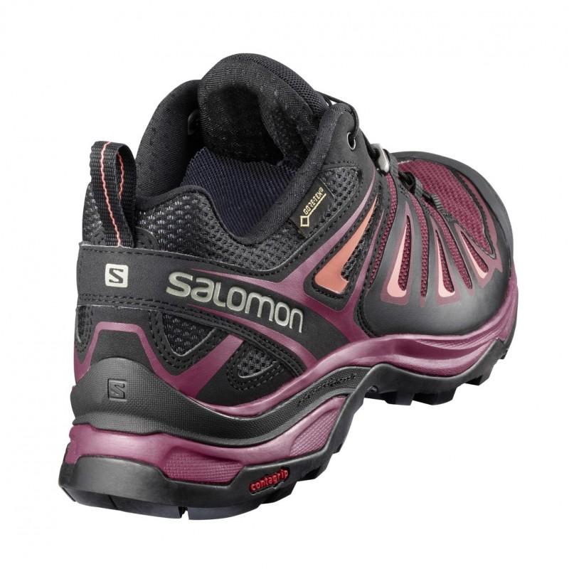 Salomon X Ultra Trek, Chaussures Bébé Marche Femme
