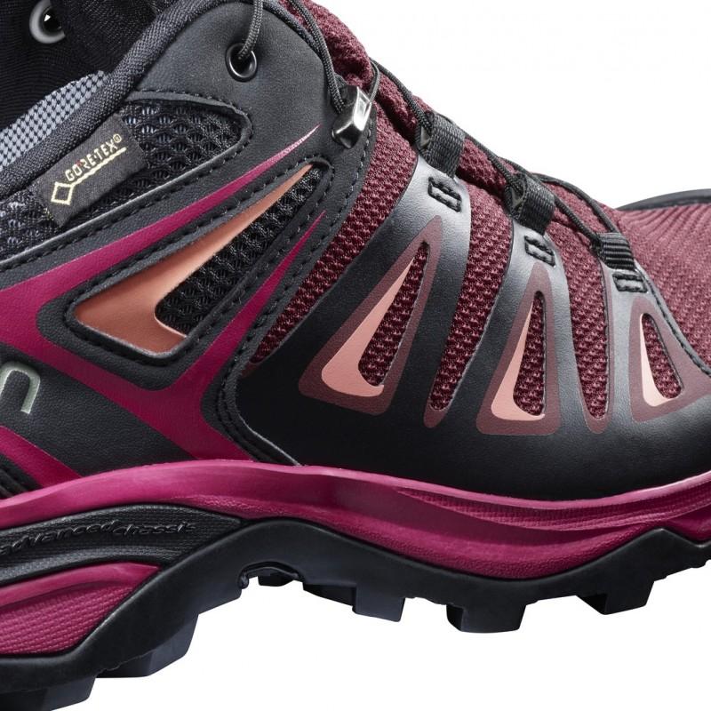 Randonnée Gtx® W Ultra Femme Salomon X Chaussures 3 F31TlJKc