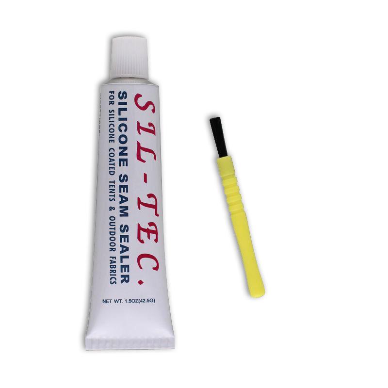 Vaude Silicone Seam Sealer repair kit, 42,5 ml - Set réparation tente