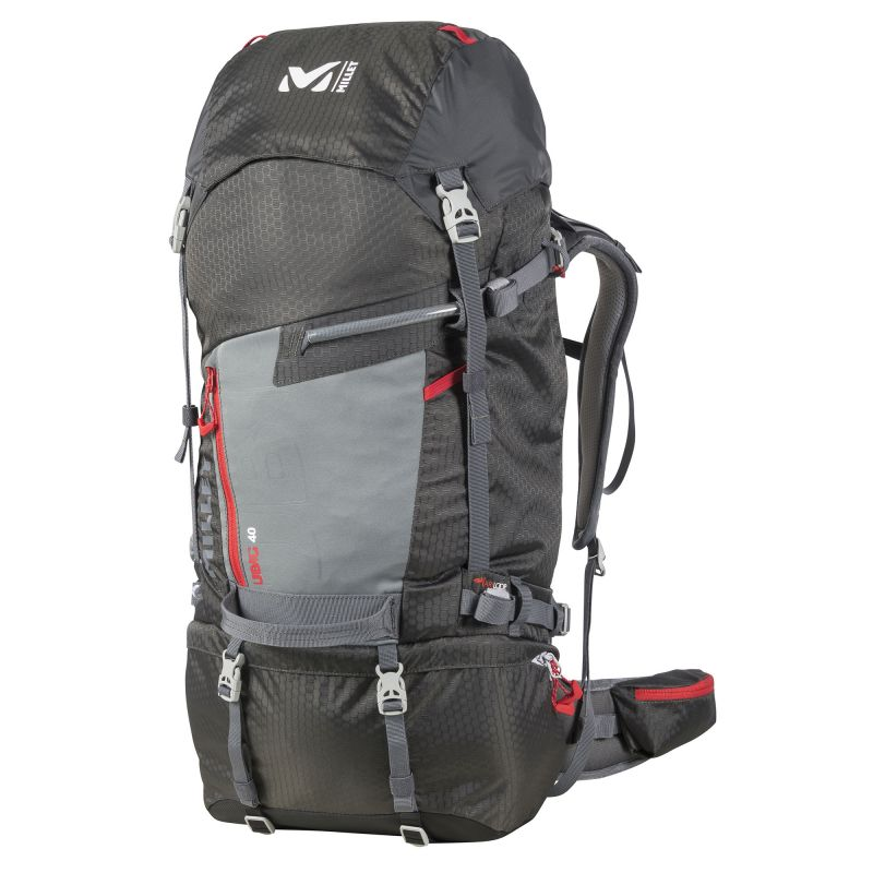 Sac à Dos Millet Mount Shasta 55+10 Ld Smoked Pearl/tarmac Femme srSRXD75
