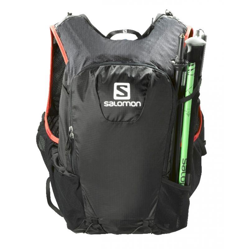 Salomon Skin Pro 10 Set Black/bright Red 2018 Taille Unique Noir yfuG5wRq