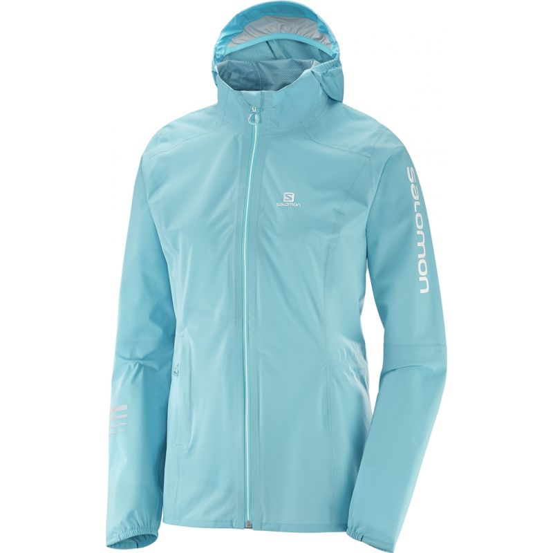 Femme Pro Lightning Imperméable W Wp Salomon Veste Jkt qSw00H