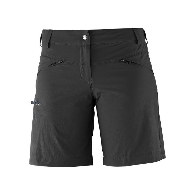 Details zu Salomon Wayfarer Shorts W Shorts Damen Größe 38, Blithe