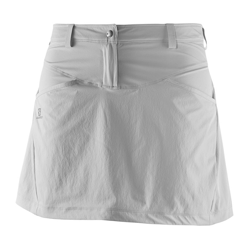 Wayfarer Skirt W - Jupe-short randonnée femme Surf The Web 44 FQcqRDSPED