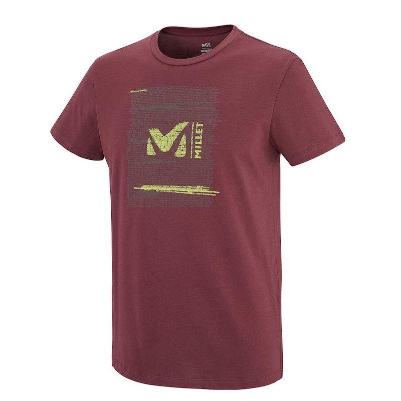8f0380e7b733 Millet Rise Up TS SS - T-shirt homme