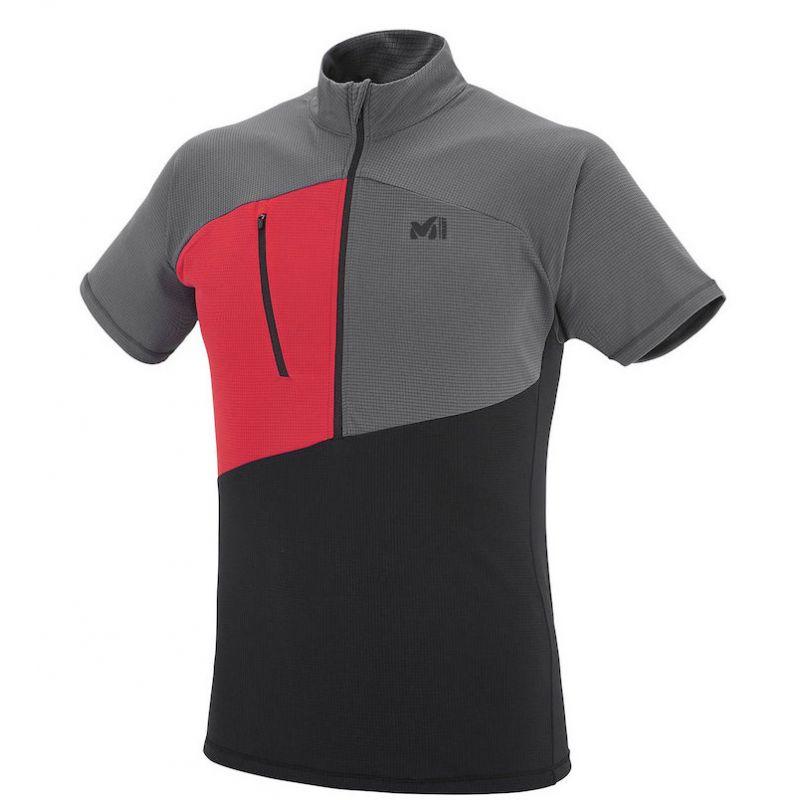 Hombre MILLET Elevation Zipss Camiseta