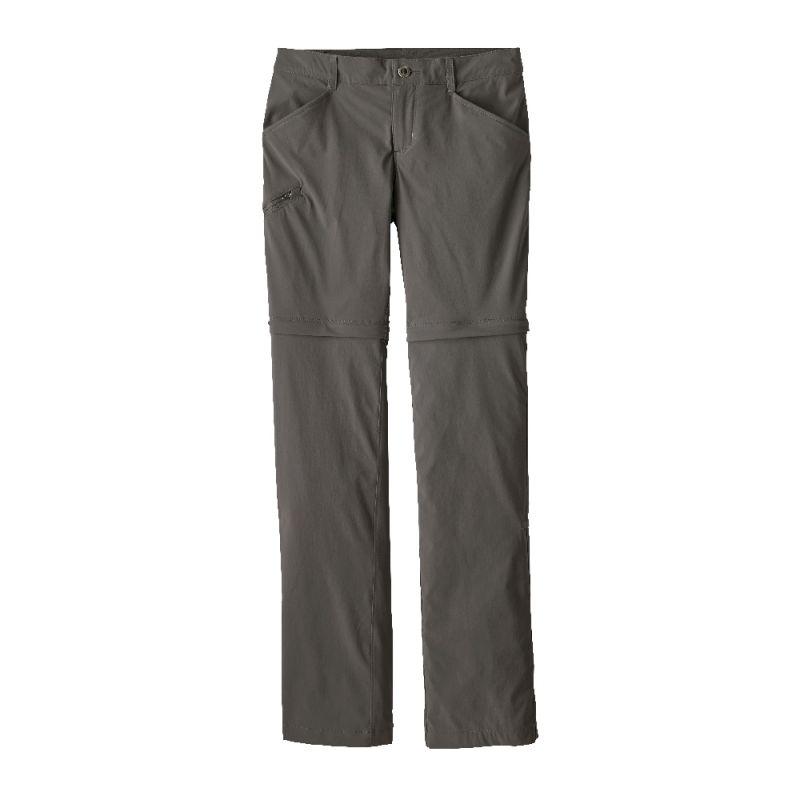 Patagonia Quandary Convertible Pants - Reg - Pantalon randonnée dézippable femme