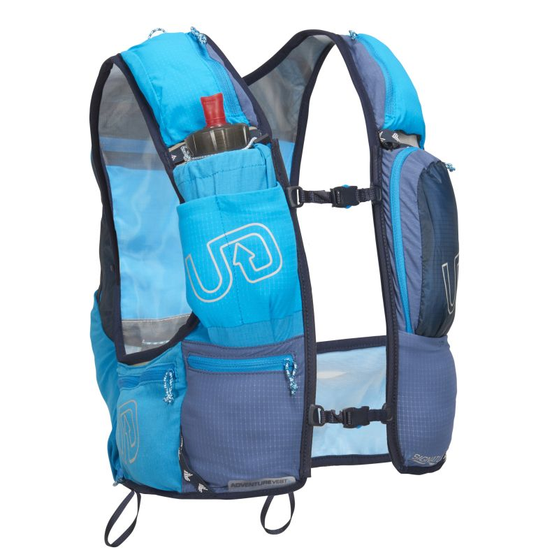 cd62e7a9ce8 Vêtements   équipements Trail-running Sacs running et trail Adventure Vest  4.0 - Sac à dos trail homme