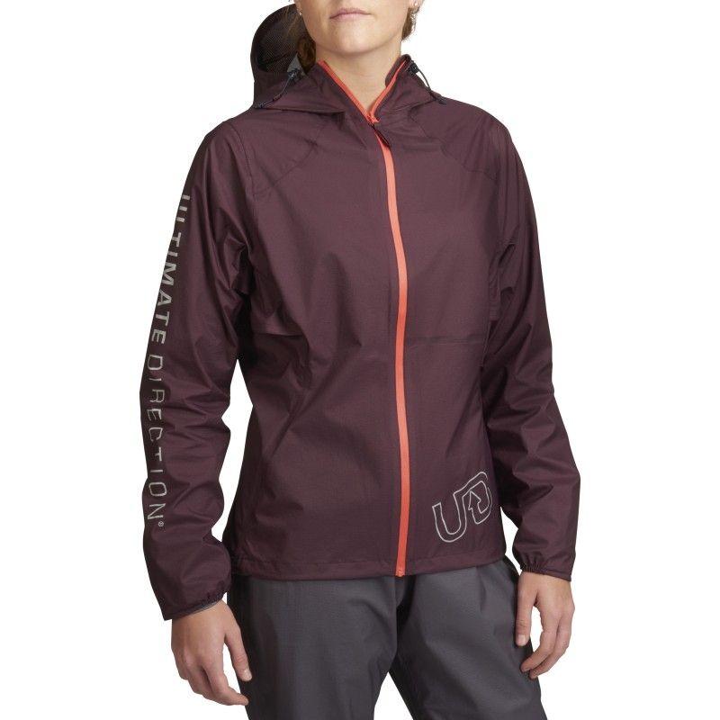 b705cf92fb9e Vêtements   équipements Femme Vestes femme Vestes imperméables femme Ultra  Jacket V2 - Veste imperméable femme