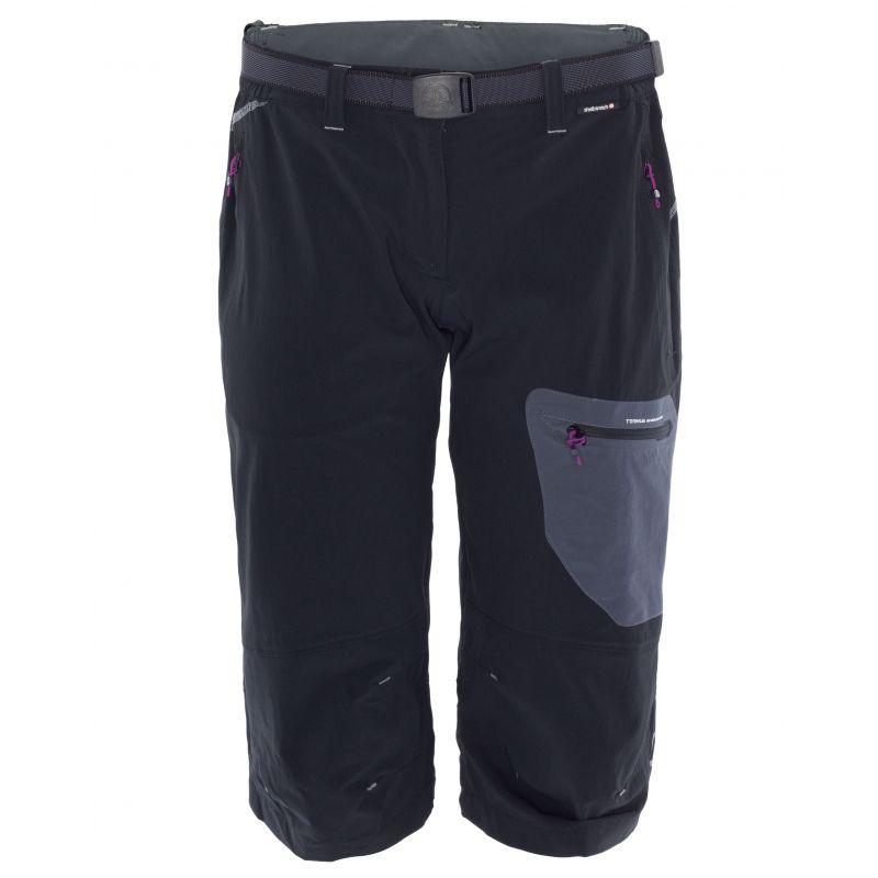 Vêtements   équipements Femme Vêtements Shorts Short randonnée femme Pirata  Hedit Capri - Short randonnée femme 3a878b359da6