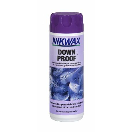 Nikwax Down Proof - Imperméabilisant pour vêtements et équipements garnis duvet