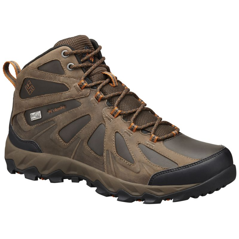 Columbia Peakfreak Xcrsn 2 Mid Leather Outdry Wanderschuhe Herren