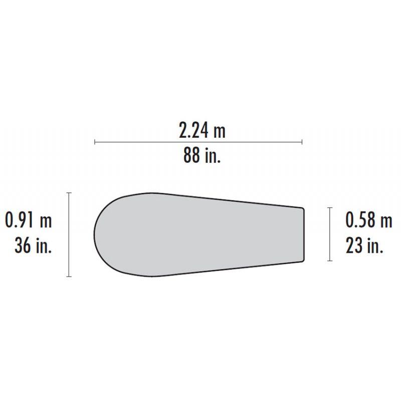 Bulk Hardware BH01924 Paquet de 25 Mini-crochets de panneau Boucle 25 mm