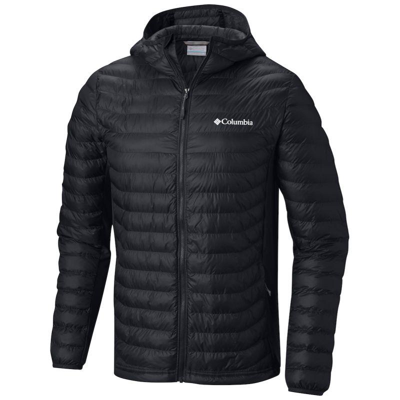 Lite™ Powder Hooded Columbia Light Jacket Doudoune homme 8mnvN0w