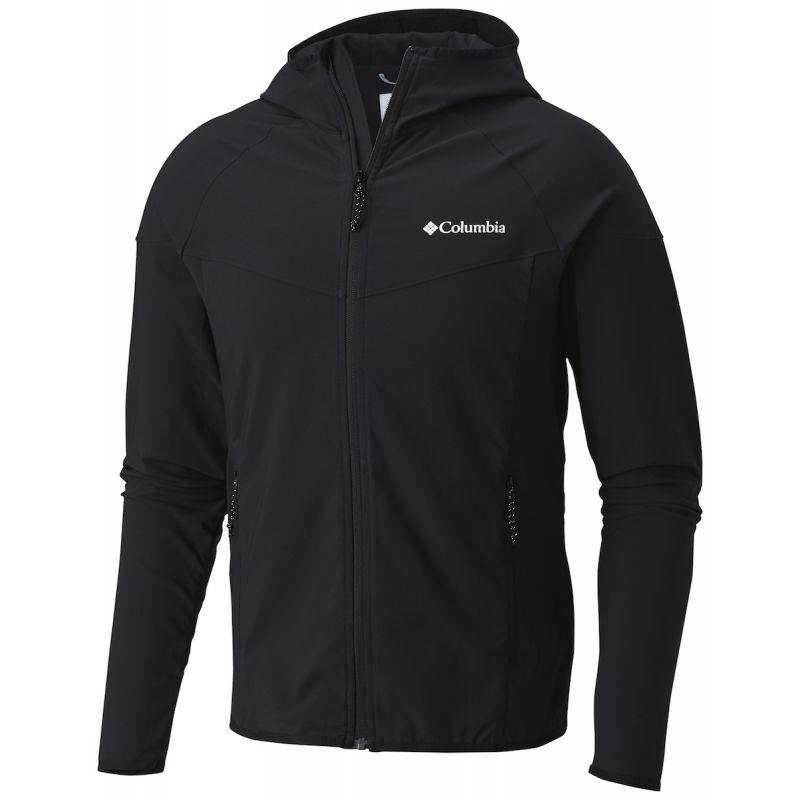 Columbia Heather Canyon Jacket Veste softshell Black | S