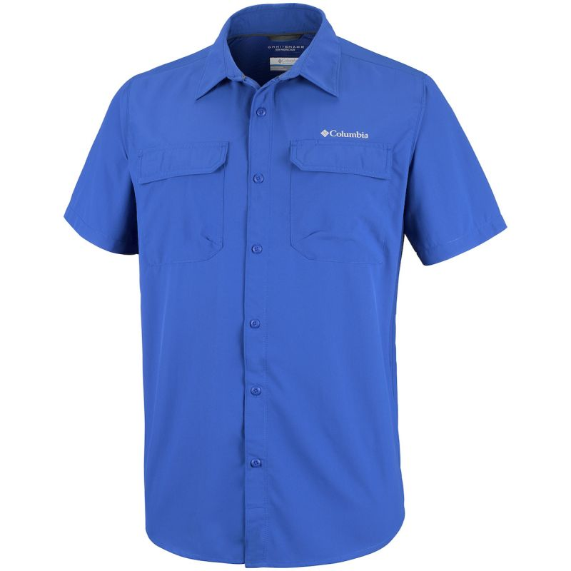 Columbia Silver Ridge™ II Short Sleeve Shirt - Chemisette randonnée homme